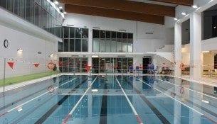 """Pływalnia Kryta """"Żeromskiego"""" - basen Sosnowiec"""