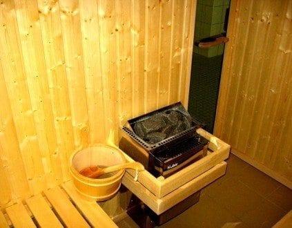 Utrzyki Dolne Basen Sauna