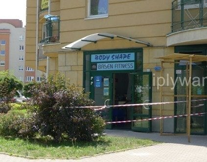 Basen Body Shape w Warszawie