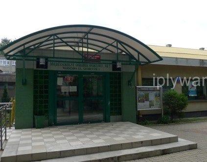 Basen Międzyszkolnego Ośrodka Sportowego - Warszawa Ochota