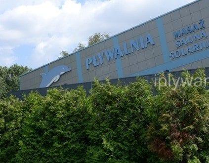 Pływalnia Delfin - Warszawa Wola