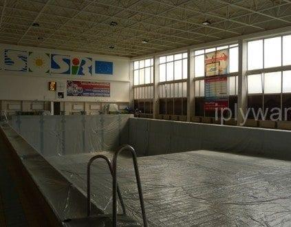 Pływalnia Kryta SOSiR - basen Słupsk
