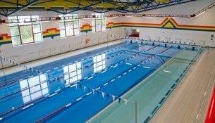 Pływalnia Kryta - basen Gniewino