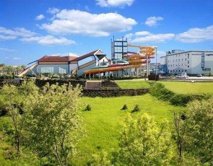 Aquapark Polkowice - Regionalne Centrum Rekreacyjno - Rehabilitacyjne S.A.