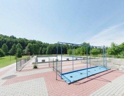 Pływalnia Otwarta - basen Łańcut, fot.http://www.mosir-lancut.pl