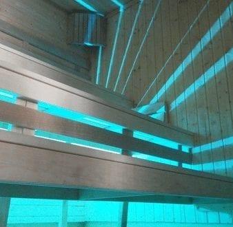 Basen Koral Morawica Sauna