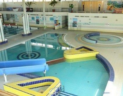 Aquasport Brzeg Dolny basen promocja