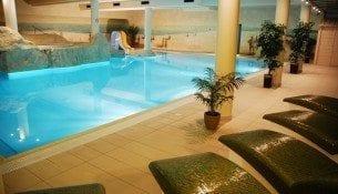 Pływalnia Hotelu Lubicz - basen Ustka