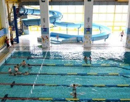 Basen Sremski Sport Plywalnia