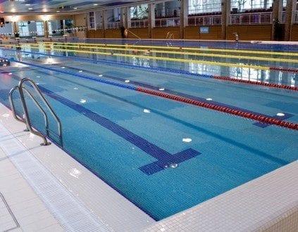 Pływalnia Kryta VIA Sport - basen Jaworzno