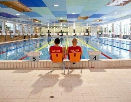 Jaworzno basen sportowy Plywalnia