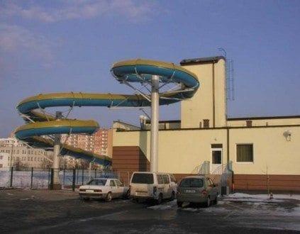 Perla Bydgoszcz Basen Plywalnia