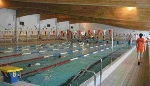 Bydgoszcz basen kryty Plywalnia