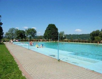 Pływalnia Miejska w Lwówku Śląskim (fot. OSiR Lwówek Śląski)