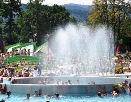 Pływalnia Start Bielsko Biała (fot. bbosir.bielsko.pl)
