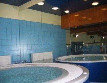Pływalnia Kryta - basen Lipnik