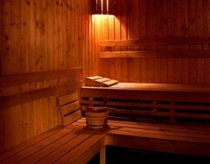 Basen Gorzyce Sauna
