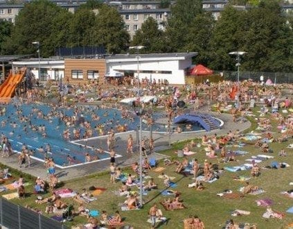 Pływalnia Letnia MOSiR Częstochowa (fot. mosir.pl)