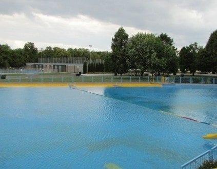 Park Wodny Moczydło - basen Warszawa Wola