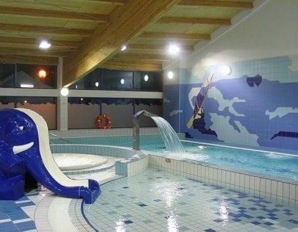 Basen dla dzieci Poznan Atlantis