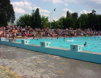 Kąpielisko Letnie w Mielcu (fot. mosir.mielec.pl)