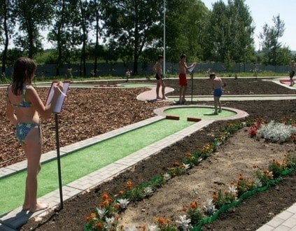 Pływalnia Otwarta Ośrodka Rekreacyjnego Kąty - basen Chrzanów