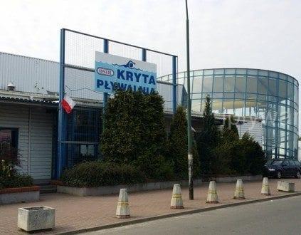 Piotrkow Trybunalski Plywalnia Kryta Basen