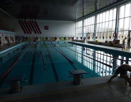 Plywalnia nr 1 basen Olsztyn