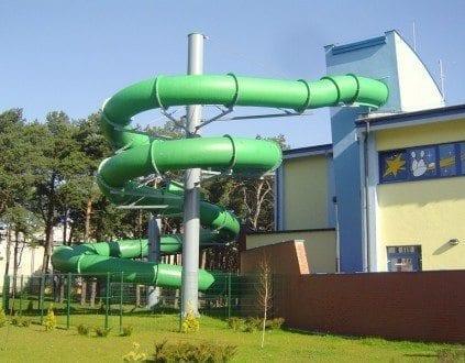 Park Wodny - basen Solec Kujawski