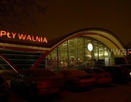 Basen Warszawa Włochy