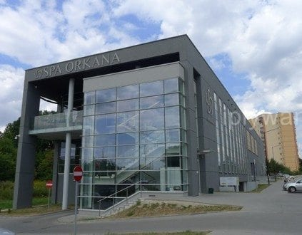 Basen SPA Orkana Lublin