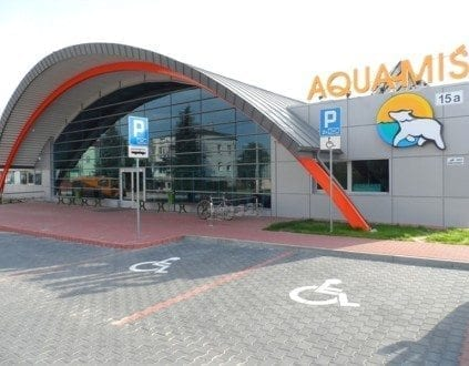 Basen Aqua Miś Radzyń Podlaski, fot.http://www.mosir-radzyn.pl