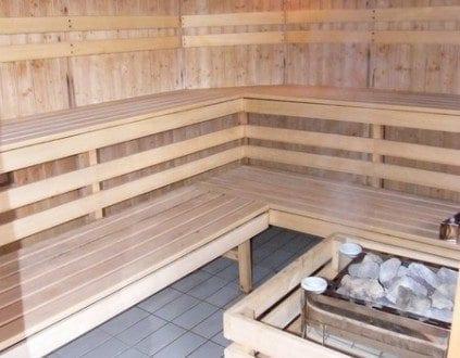 Basen Swiebodzice Sauna