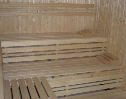 Basen Naquarius Sauna