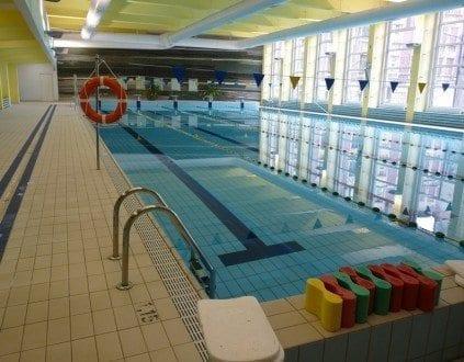 Basen Katowice Uniwersytet Pływacki Start