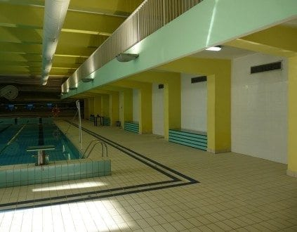 Pływalnia UE Katowice Pływacki Start