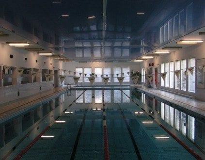 Pływalnia Kryta OSiR w Kluczborku (fot. OSiR Kluczbork)