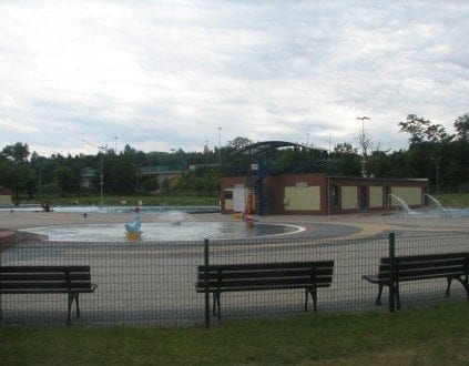 Pływalnia Otwarta ORW Bugla - (fot. mosir.katowice.pl)