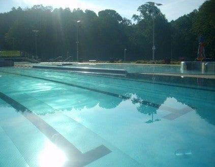 Pływalnia Letnia w Jastrzębiu Zdrój