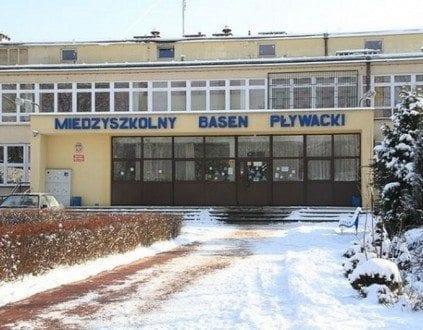 Miedzyszkolny Basen Plywacki Krakow Plywalnia