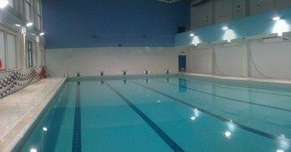 Pływalnia Kryta przy Publicznej Szkole Podstawowej Specjalnej nr 10 w Wałbrzychu