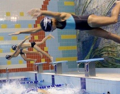 Basen MDK Częstochowa Szkoła Pływania