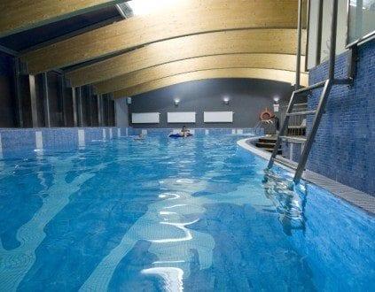 Hotel Warmia Plywalnia