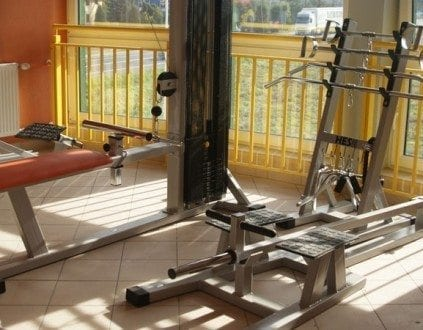 Wodnik Paniówki Sala Fitness