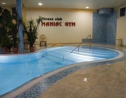 Basen Maniac Gym - Białystok