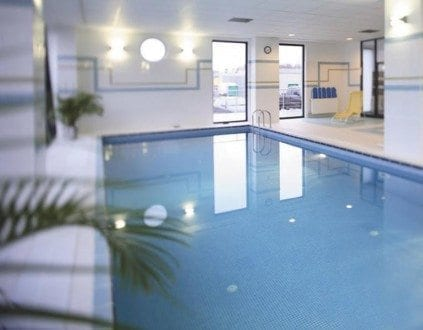 Basen Wellness Center Wroclaw Plywalnia