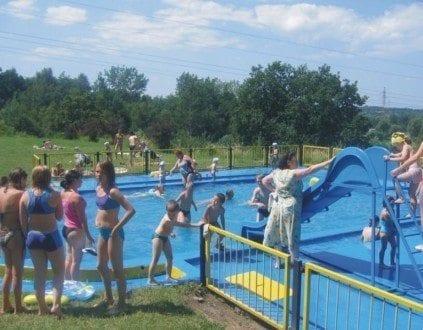 Pływalnia Otwarta OKR Gubałówka - (fot. ckis.pl)