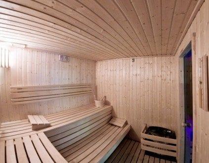Hotel Młyn Sauna