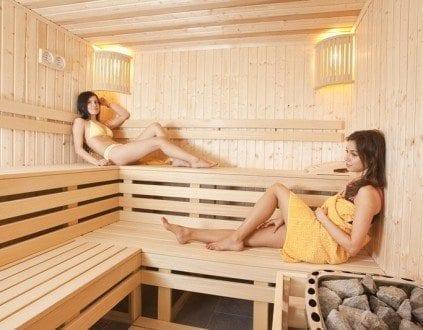 Hotel Odeon Sauna