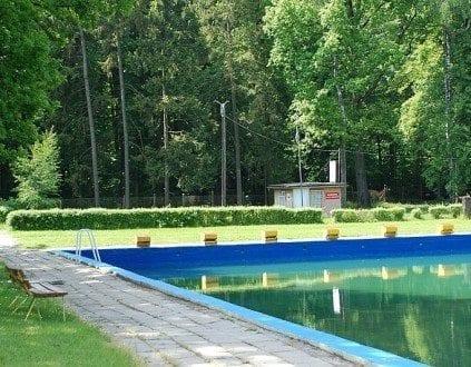 Pływalnia Letnia w Lipnie Zdjęcie Mariusz Woźniak